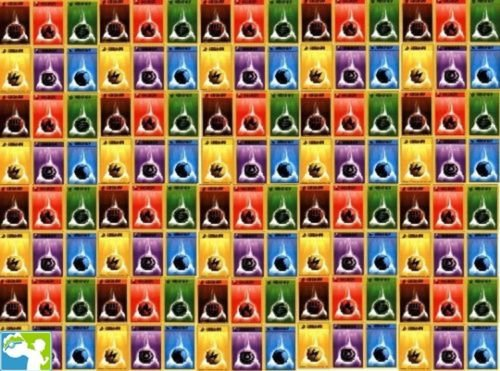 100 Assorted Basic Pokemon TCG Energy Cards (Darkness Energy compare prices)