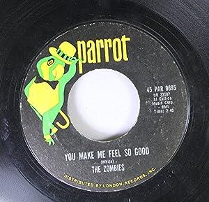 The Zombies The Zombies Lp Vinyl Amazon Com Music
