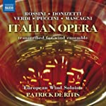 Italian Opera - Transcribed for Woodw...