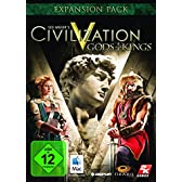 Civilization V Gods and Kings (輸入版)