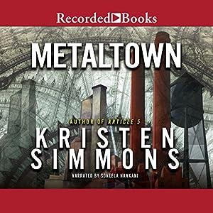 Metaltown Audiobook