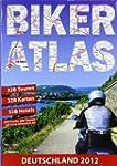 Biker-Atlas Deutschland: Motorrad-Tou...