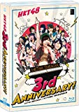【Amazon.co.jp・公式ショップ限定】HKT48 3周年3days+HKT48劇場 3周年記念特別公演 [Blu-ray]
