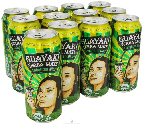 Guayaki Organic Yerba Mate