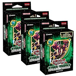 【 3個セット 】遊戯王 英語版 Invasion Vengeance インベイジョン:ベンジェンス Special Edition