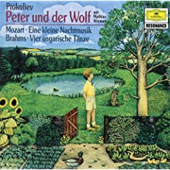"Prokofiev: Peter and the wolf, Op.67 - Narration in German - Vorspiel:""Peter und der Wolf - ein musikalisches M�rchen"""