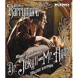 Dr. Jekyll & Mr. Hyde: Kino Classics Remastered Edition