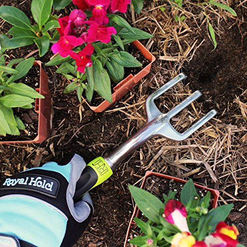 Save garden tools by royal hold ergonomic for Garden tool set for women