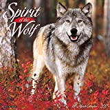 Spirit of the Wolf 2017 Wall Calendar