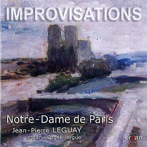 JEAN-PIERRE LEGUAY : IMPROVISATIONS