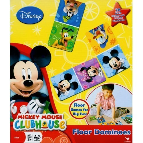Mickey Mouse Floor Dominoes