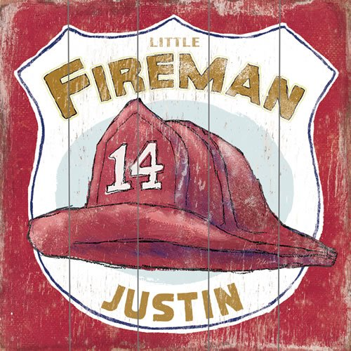 Fire Truck Nursery Decor back-469290