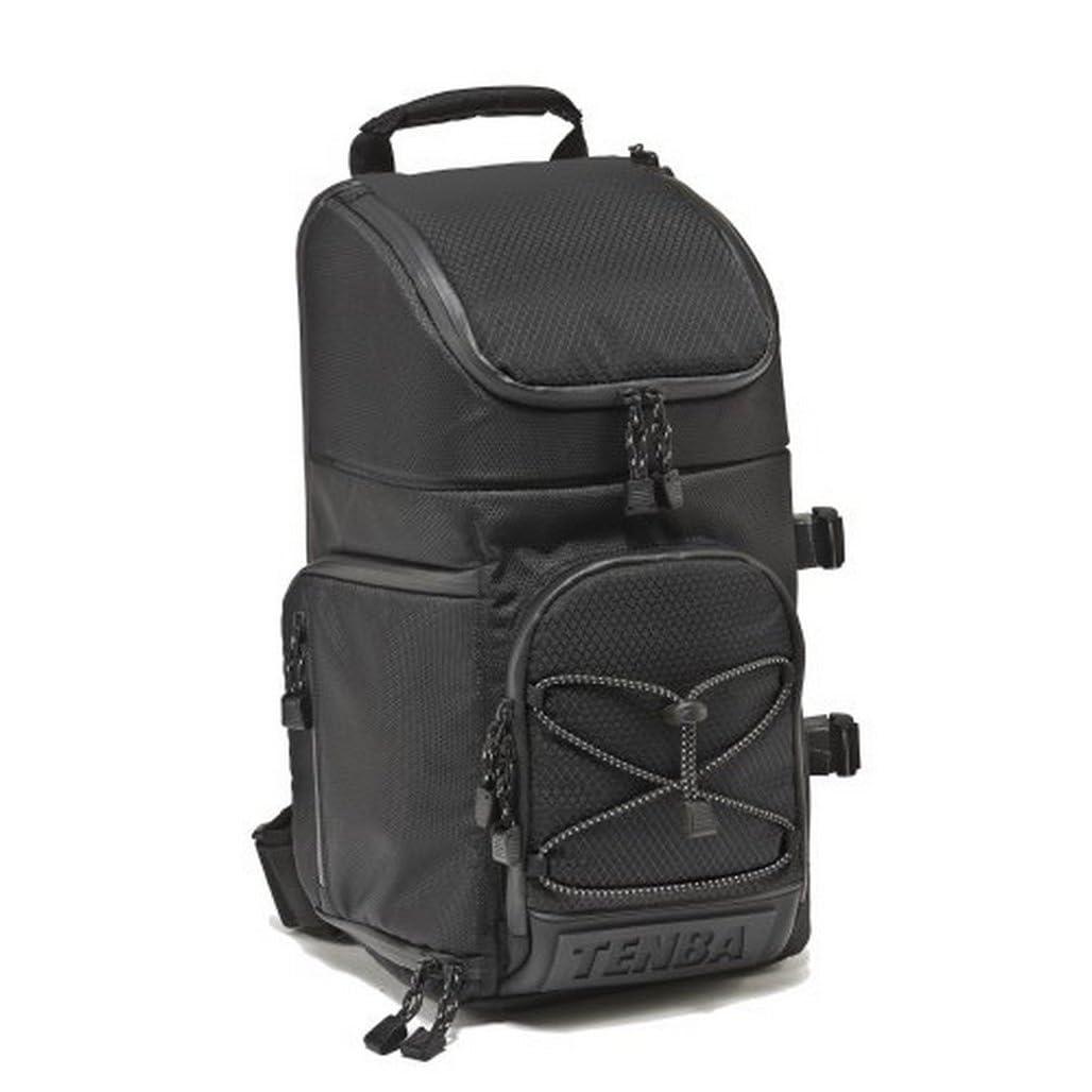 Tenba 632-633 Shootout Medium Convertible Photo Sling Bag (Black)
