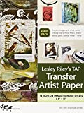 img - for C&T Publishing Transfer Artist Paper, 8.5 by 11-Inch, 18-Pack book / textbook / text book