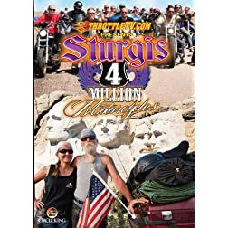 Sturgis 4 Million Motorcycles
