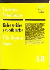 Redes sociales y cuestionarios (Cuadernos Metodológicos