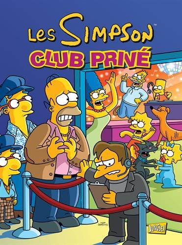 les-simpson-tome-29-club-prive