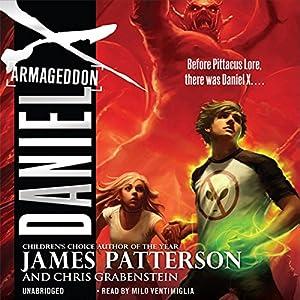 Daniel X: Armageddon Audiobook