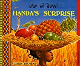 Eileen Browne Handa's Surprise in Panjabi and English