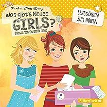 Was gibt's Neues, Girls? (       gekürzt) von Bianka Minte-König Gesprochen von: Gwyneth Minte
