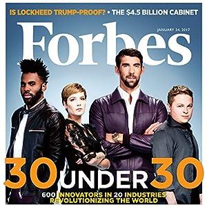 Forbes, January 24, 2017 Audiomagazin von  Forbes Gesprochen von: Daniel May