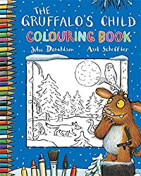 Colouring Book (The Gruffalos Child)