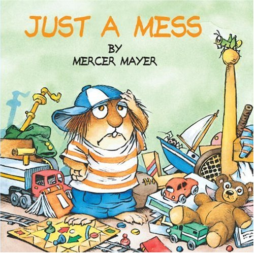 Just a Mess (Little Critter) (Look-Look), Buch