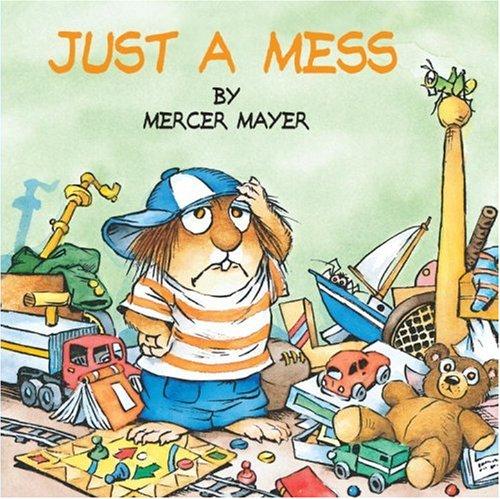 Just a Mess (Little Critter) (Look-Look), Buch