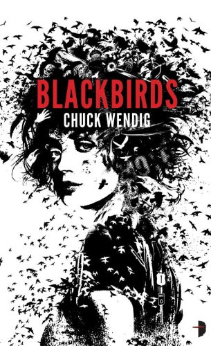 Kindle Series Spotlight: Chuck Wendig's Gritty, Supernatural Miriam Black Novels
