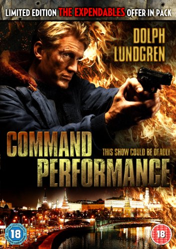 COMMAND PERFORMANCE [IMPORT ANGLAIS] (IMPORT) (DVD)