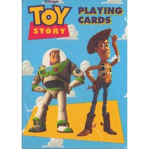 Disneys Toy Story Playing Cards