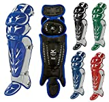 Mizuno 380196 Samurai™ Shin Guards G3 - 16 1/2 inch