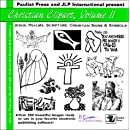 Christian Clip Art II: Jesus, Psalms, Scripture, Signs & Symbols