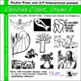 Christian Clip Art II: Jesus, Psalms, Scripture, Signs & Symbols