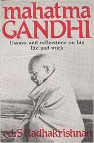 mahatma gandhi biography in english essay