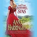 When the Scoundrel Sins | Anna Harrington