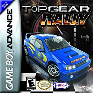 Top Gear Rally GBA