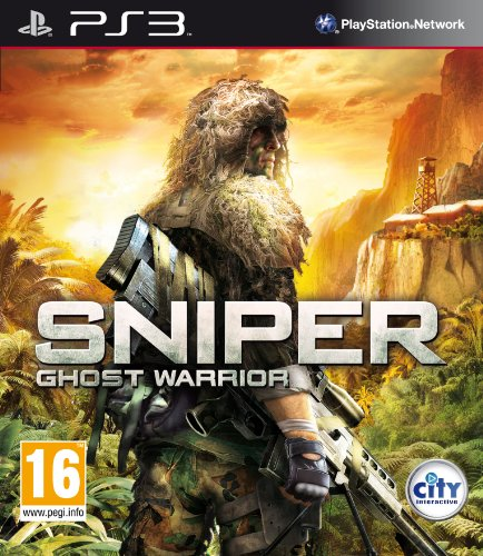Sniper Ghost Warrior (PS3) (輸入版)