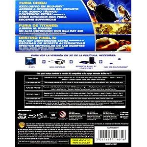 Furia Ciega + Destino Final 5 + Furia De Titanes[2012]*** Europe Zone ***