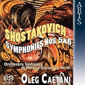 Shostakovich - Symphonies Nos 5 and 6