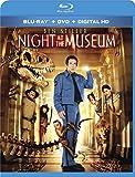 Night At The Museum  [Blu-ray + DVD + Digital Copy] (Bilingual)