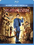 Night At The Museum  [Blu-ray + DVD +...