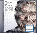 Tony Bennett Duets II 2 Disc - CD and DVD - Featuring Andrea Bocelli, Michael Buble, Norah Jones and More