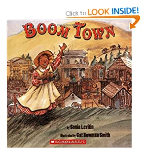 Amazon.com: Boom Town (9780439643948): Sonia Levitin: Books