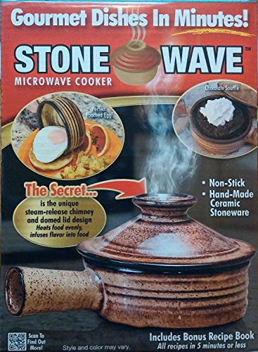 Stone Wave Microwave Cooker (Stone Egg Cooker compare prices)