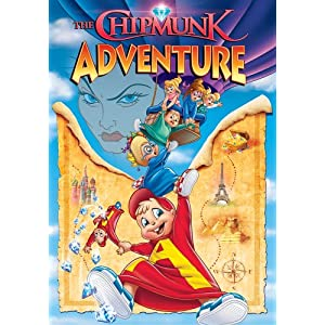 Alvin and the Chipmunks: The Chipmunk Adventure movie