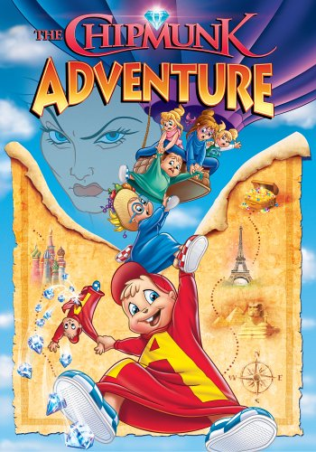 ����������� ����������� / The Chipmunk Adventure (1987) DVDRip