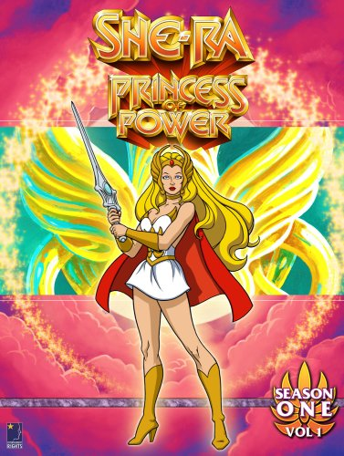 She-Ra - Princess of Power - Season One, Vol. 1