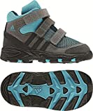 Adidas FLINT II MID CF I super cyan/power green/black, Size Adidas UK: 22