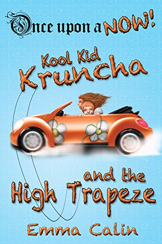 Charlie finds it tough when his parents divorce – but Auntie Kate helps him overcome his greatest fear.  Kool Kid Kruncha and The High Trapeze by award winning bestselling author Emma Calin – Free Today!